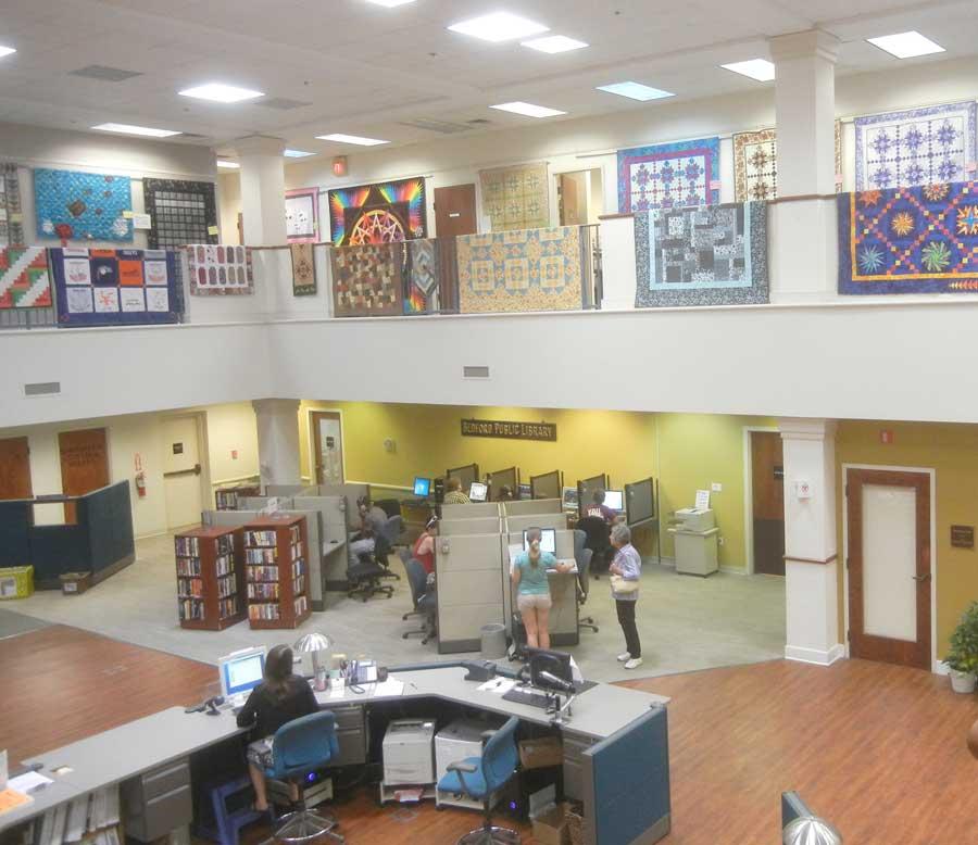 libraryinterio